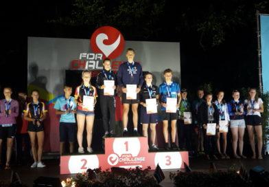 Hannes Butters -Gesamtsieg bei der Junior Challenge Roth