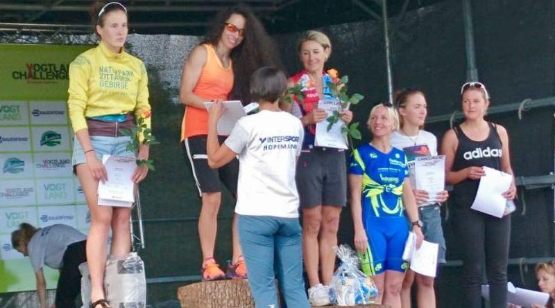 Gratulation! Juliane siegt in Zeulenroda!
