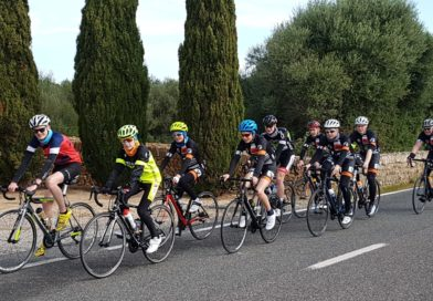 Trainingslager Mallorca