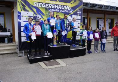 Deutsche Duathlon Meisterschaft und Duathlon in Jena