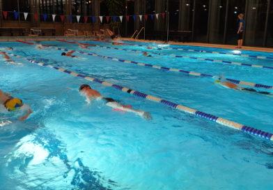 Schwimmzeiten am Sonntag ab dem 03.11.2019