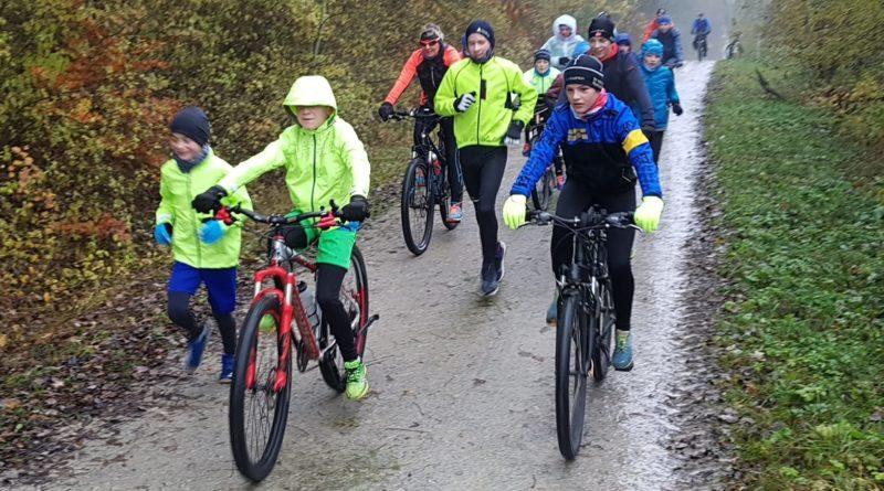 Run & Bike nach Jena ins Galaxsea