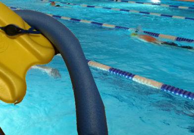 Schwimmtraining in den Winterferien