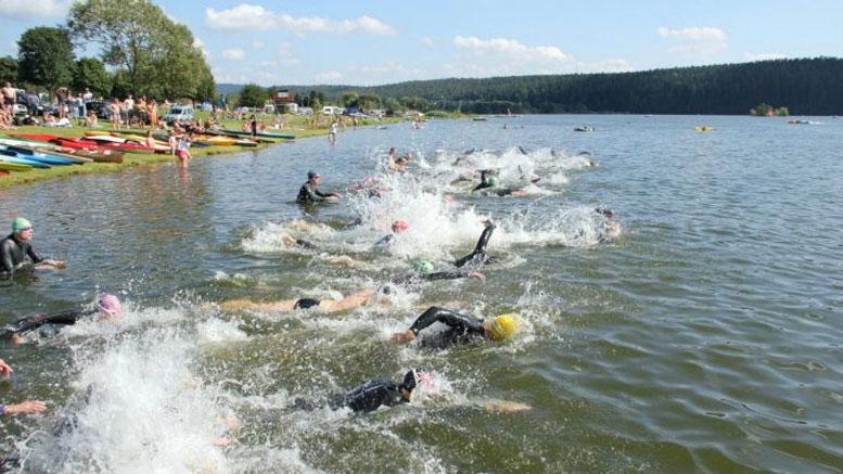 32. Bergsee Triathlon, 26. Cottbuser Triathlon